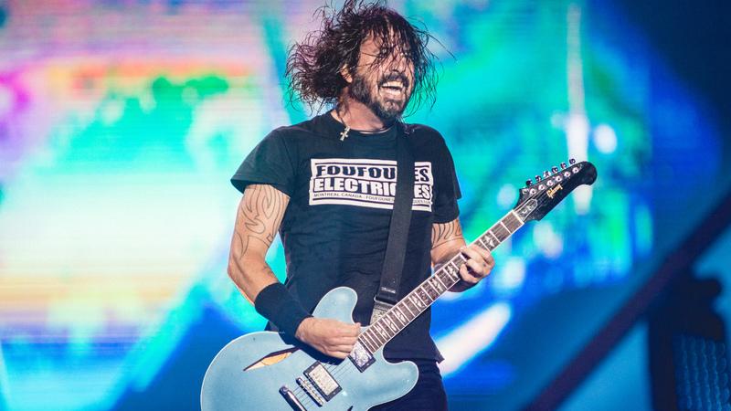 Primeira confirmação para o Rock in Rio: Foo Fighters vão celebrar 25 anos em Lisboa