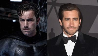 Batman e o futuro: destinos de Ben Affleck e Jake Gyllenhaal estão ligados?