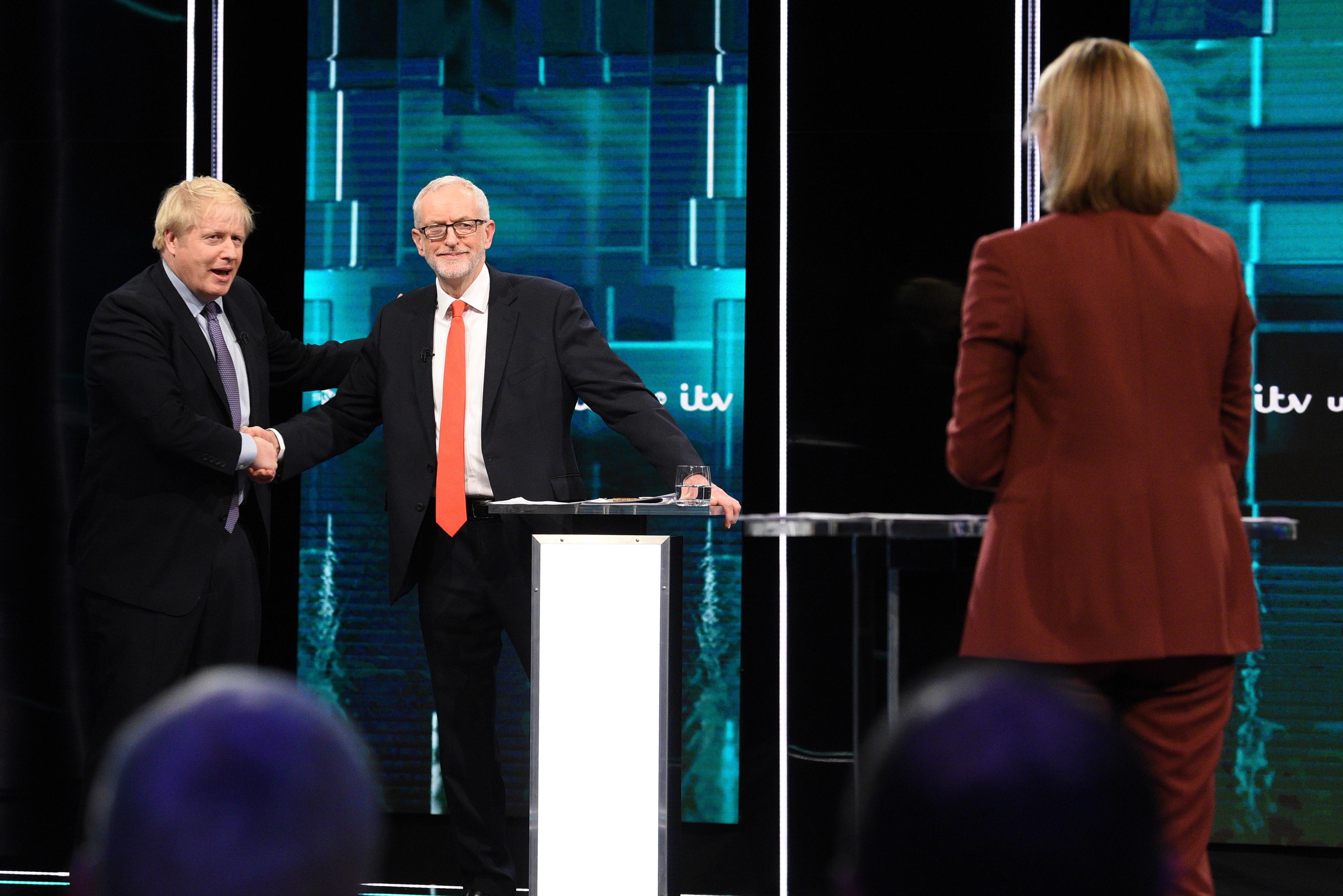 Corbyn Vs. Johnson. Um debate estéril e sem vencedor, dizem os britânicos