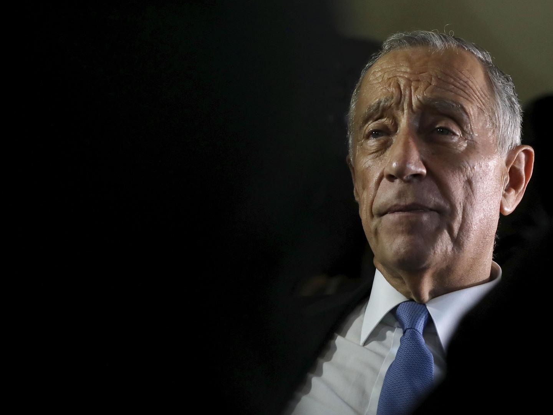 """Marcelo sobre elogios de Schauble a Centeno: """"Por uma vez não pensou mal"""""""