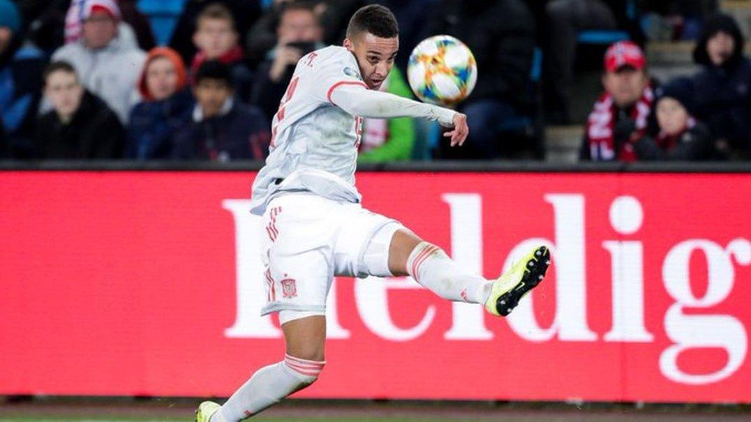 Golo de Rodrigo nos descontos coloca Espanha no Euro 2020
