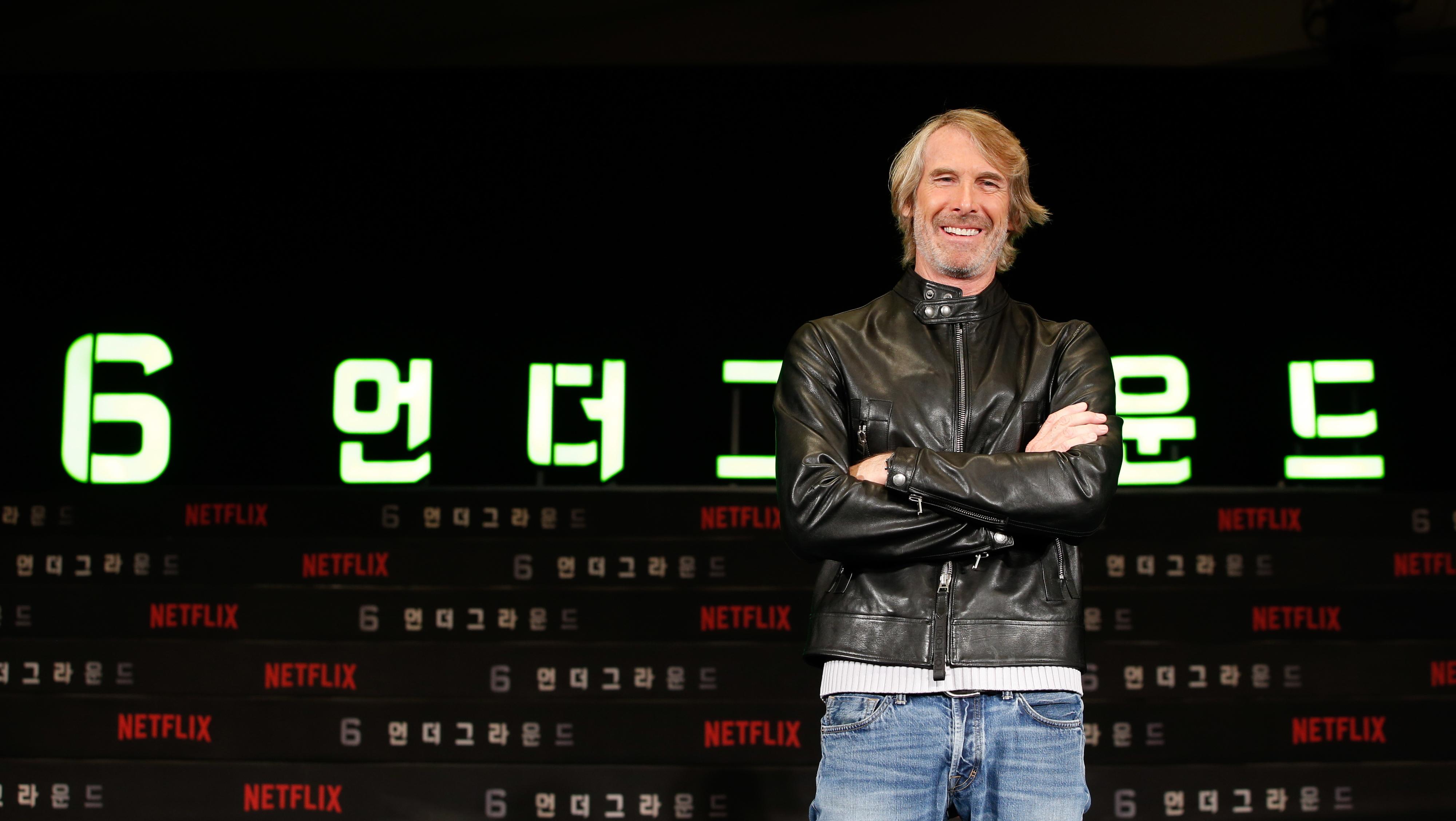 """Filme """"6 Underground"""" de Michael Bay, com Lídia Franco, estreia-se na Netflix"""