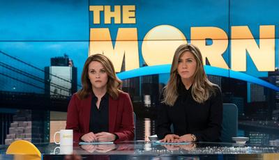 """""""The Morning Show"""": a história da série com Jennifer Aniston e Reese Witherspoon"""