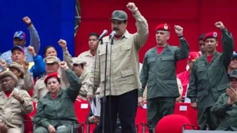 Na ditadura de Nicolás Maduro: Venezuela sem pão nem liberdade