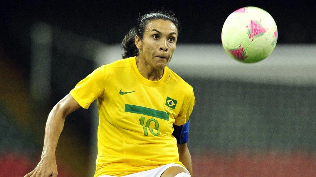 Discurso emocional de Marta após a eliminação do Brasil no mundial de futebol feminino