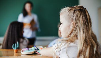Atenção às crianças mais novas da turma: não confundir imaturidade com desconcentração