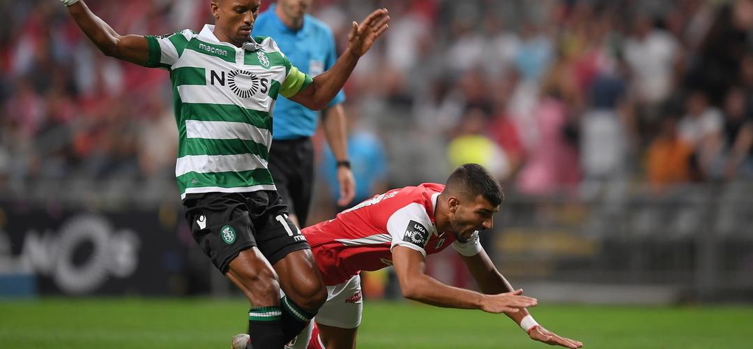 Dyego Sousa empurra Sporting para o quinto lugar