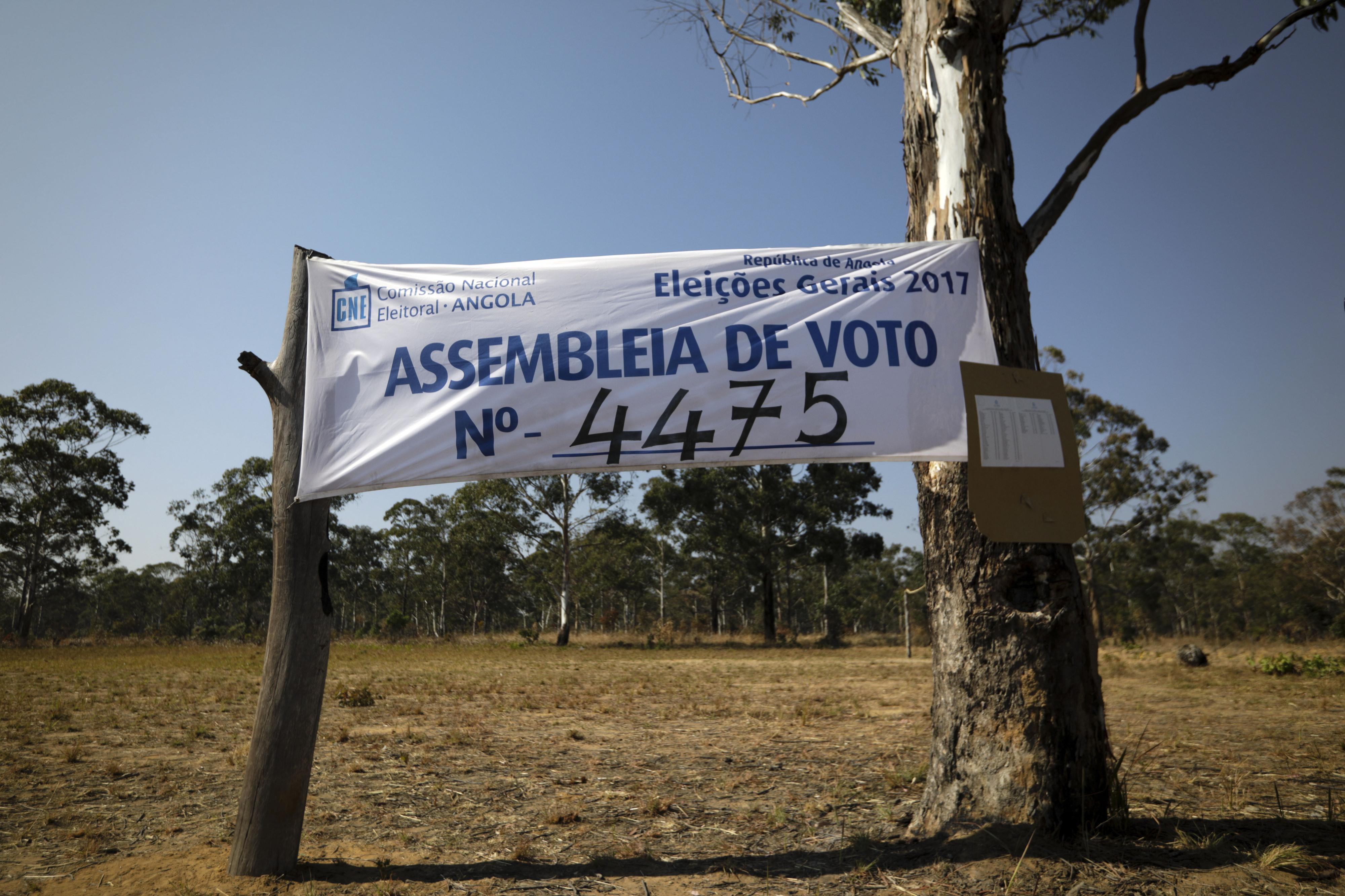 Angola. Amnistia diz que novo Governo tem de respeitar os direitos humanos