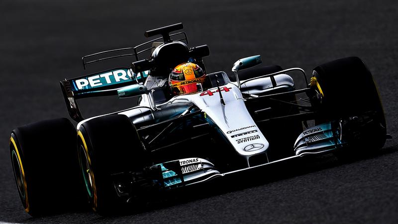 Fórmula 1: Hamilton conquista 'pole' no primeiro GP da temporada