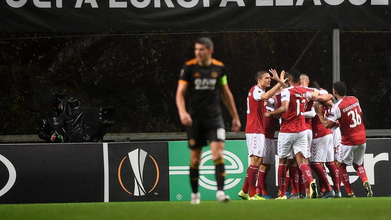 SC Braga demarca-se de falhas de segurança no jogo com Wolverhampton
