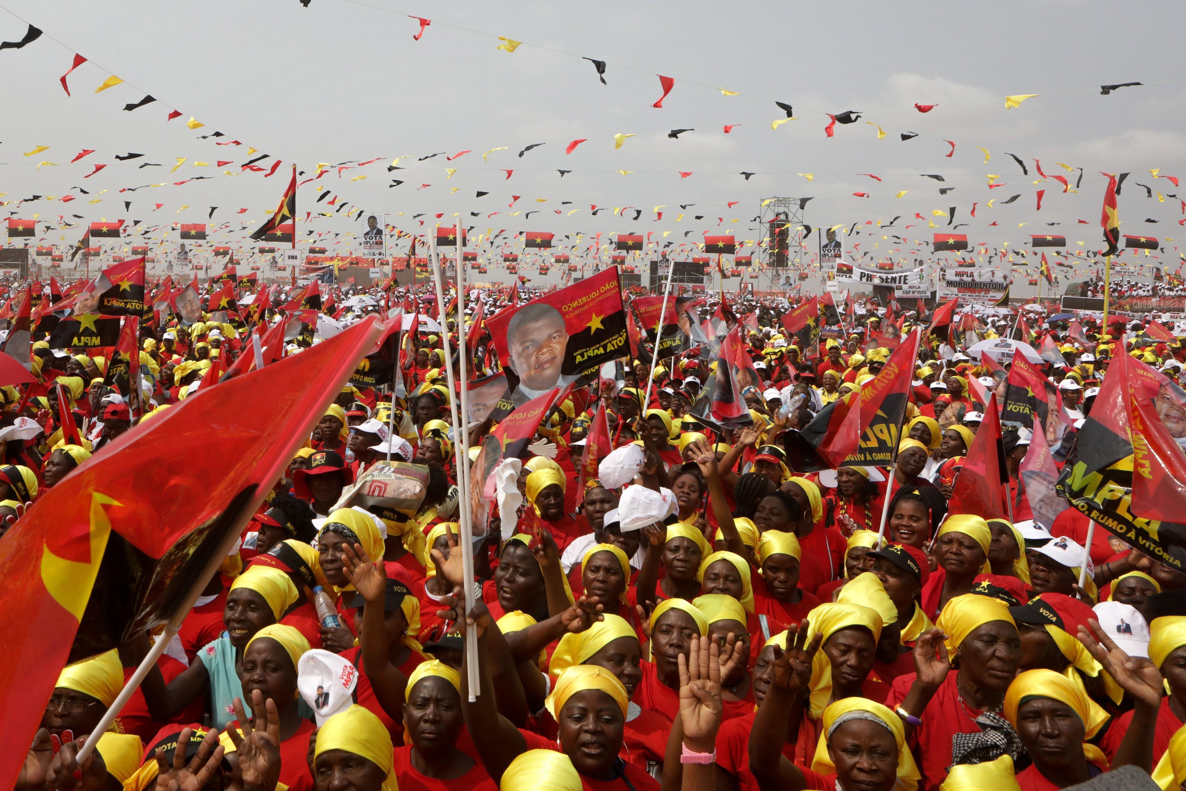 Angola. O que esperar de um país sem surpresas?