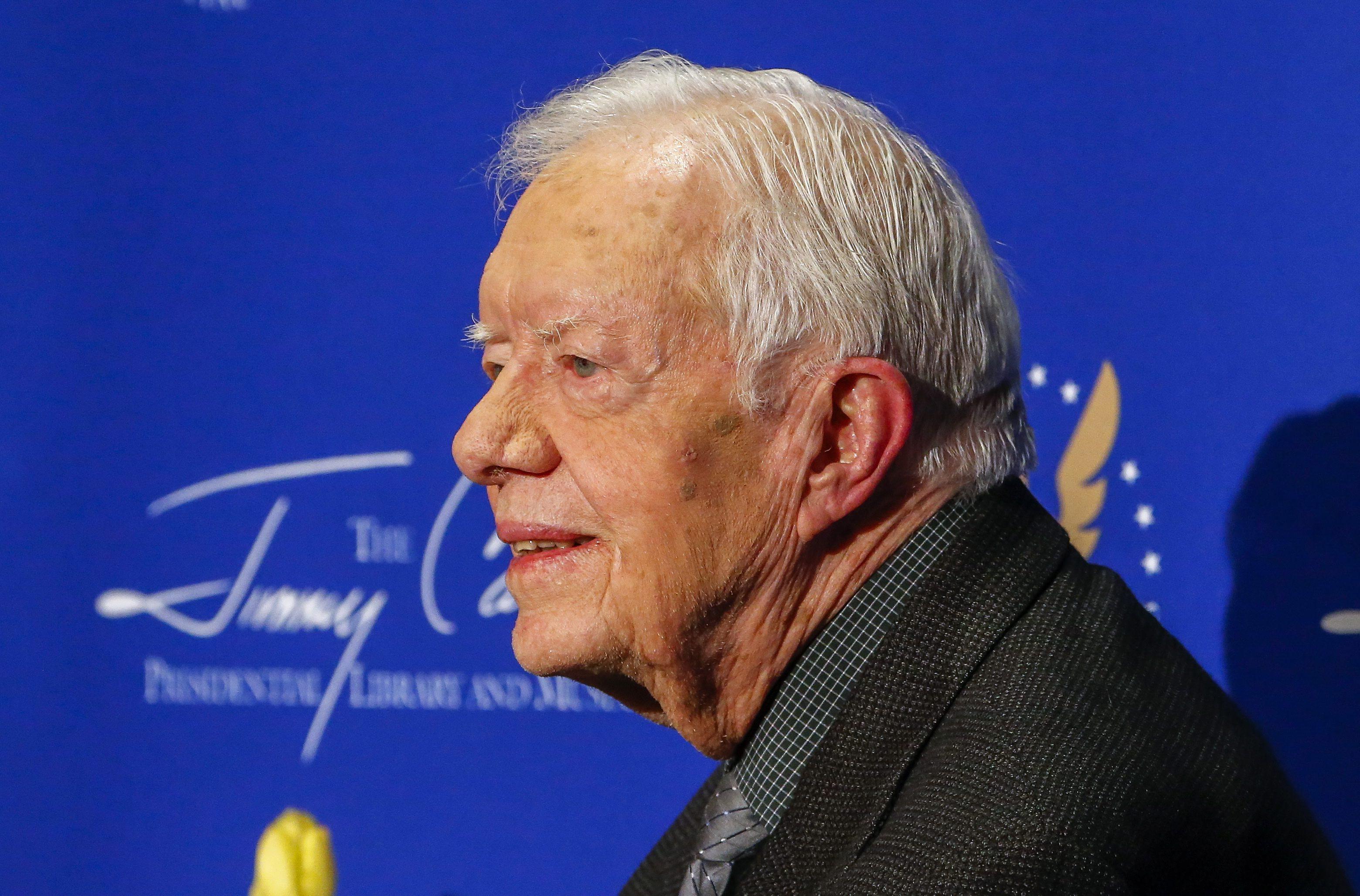Carter disponível para nova missão diplomática na Coreia do Norte