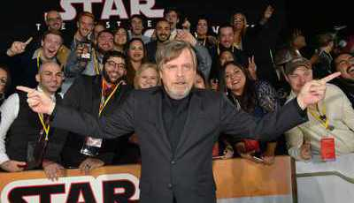 """""""Star Wars"""": Mark Hamill lamenta que Disney tenha desprezado George Lucas"""