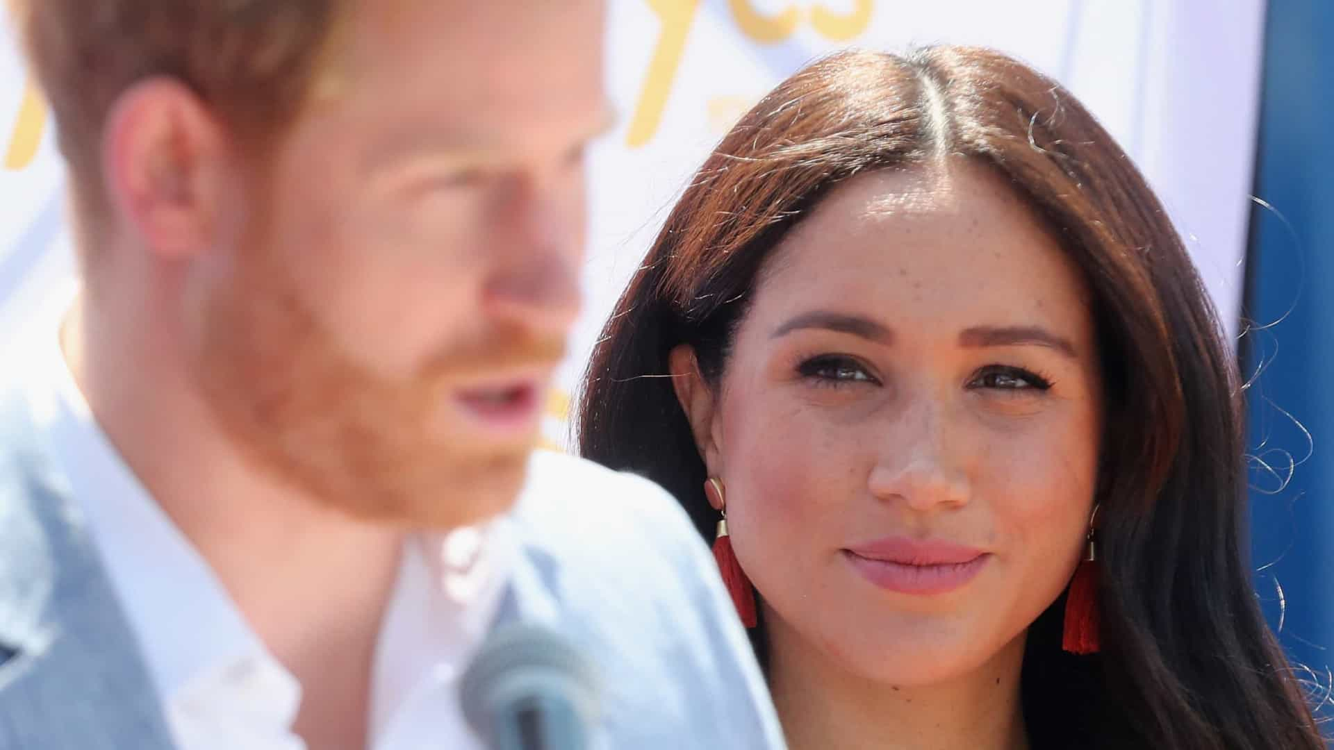 Meghan Markle revela que os amigos aconselharam a não se casar com Harry