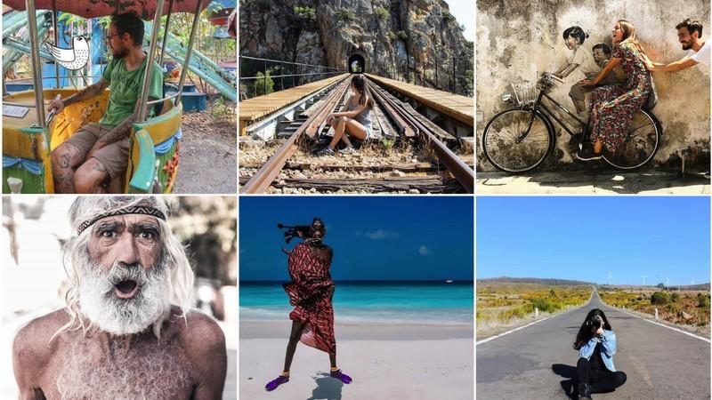 Viagens de Instagram: vamos celebrar o amor mais verdadeiro, o amor pelas viagens
