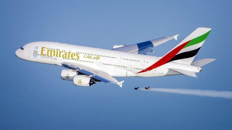 Emirates começa a voar para o Porto a partir de julho