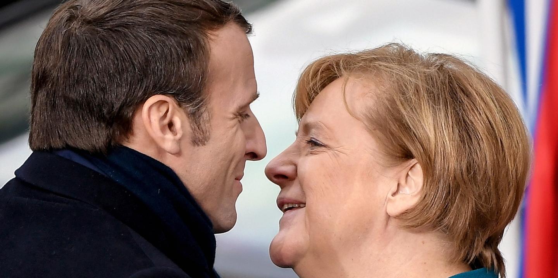 Aachen. Manter os amigos por perto, pelo futuro da União Europeia