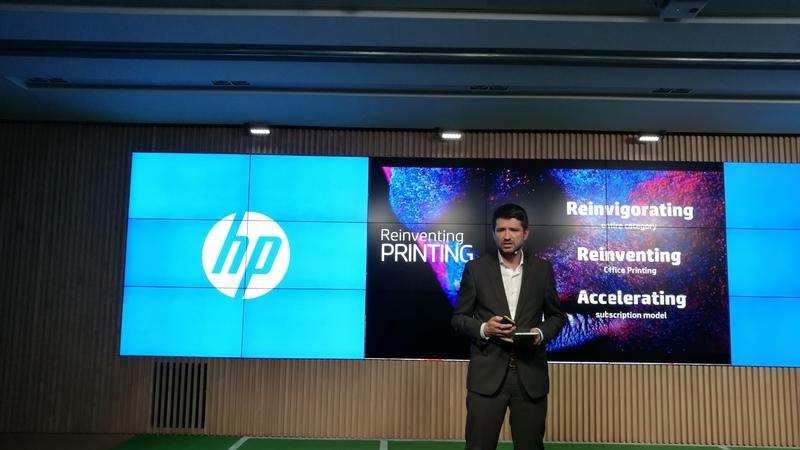 Mais de 1 ano depois da separação a HP garante ter aposta ganha. E em Portugal está a crescer