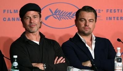 Atenção, Hollywood: Brad Pitt e Leonardo DiCaprio querem voltar a trabalhar juntos