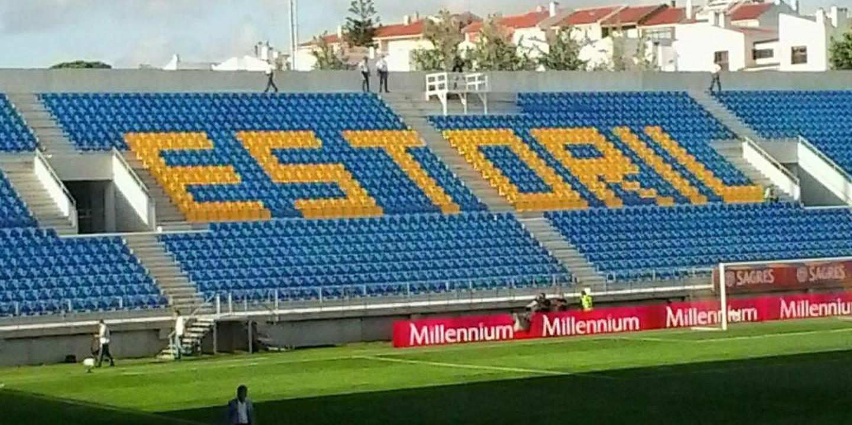 Segunda parte do Estoril-Praia x FC Porto pode terminar no Restelo