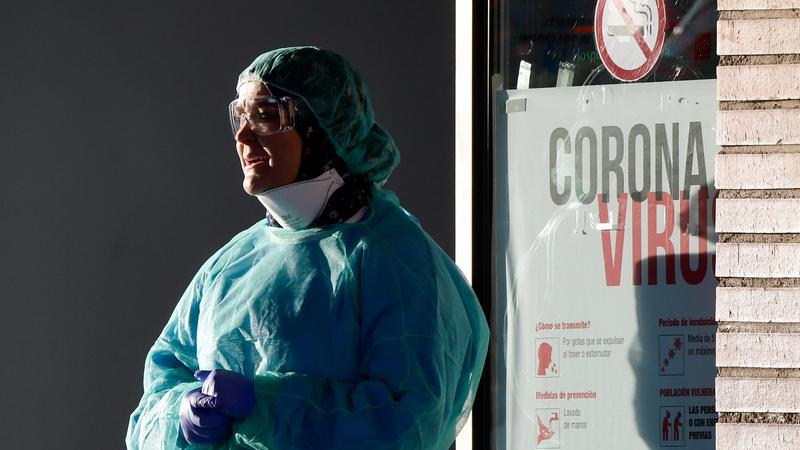 Espanha ultrapassa China em número de casos de COVID-19. Mais 812 mortos em 24 horas