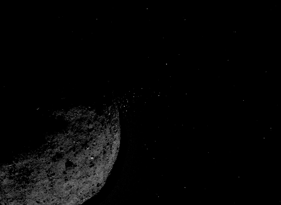NASA revela que chegar a asteroide Bennu será mais difícil do que previsto