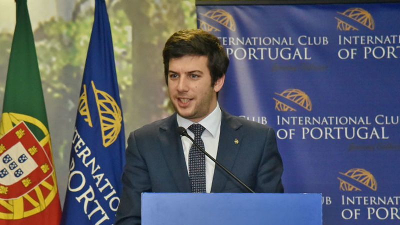 Presidente da JP admite concorrer à liderança do CDS-PP