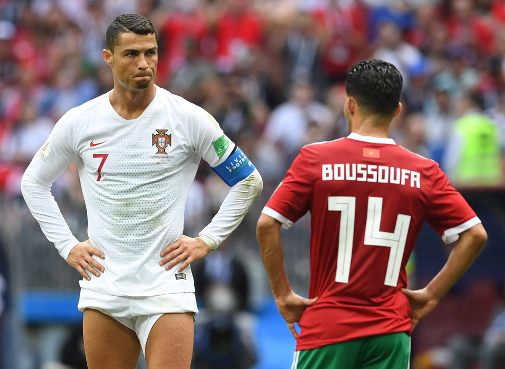 Vitória (muito suada) diante de Marrocos faz Portugal somar quatro pontos