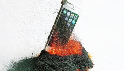 Os melhores reviews de tecnologia. Destruição é a palavra de ordem!