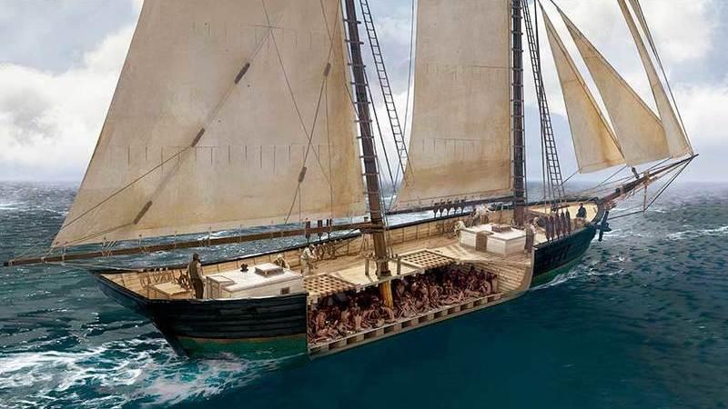 Clotilda, o último navio negreiro