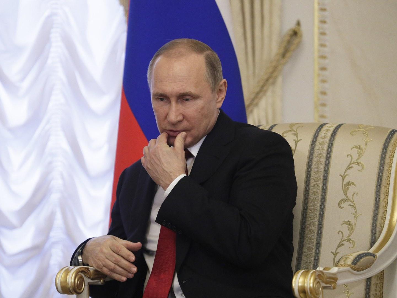 Rússia: Mais de 100 detidos em protesto contra Putin em São Petersburgo