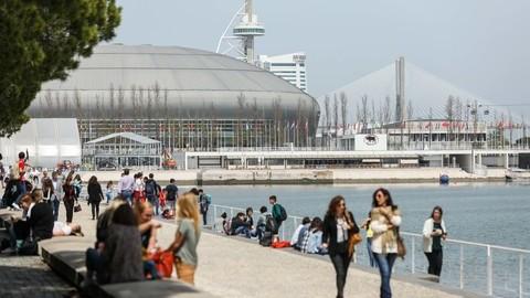 Expo 98. Um evento que mudou para sempre  o rosto de Lisboa