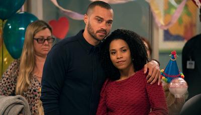"""""""Anatomia de Grey"""": ex-casal poderá reconciliar-se em breve"""