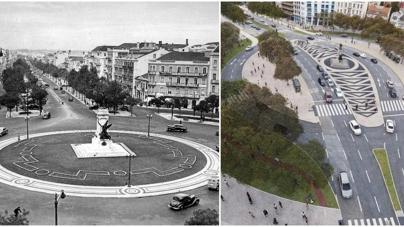 Grandes cidades da Europa: o (surpreendente) antes e depois