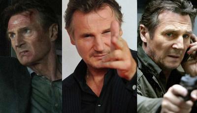 """Liam Neeson, herói de ação: Conhece todas as personagens com """"talentos especiais""""?"""