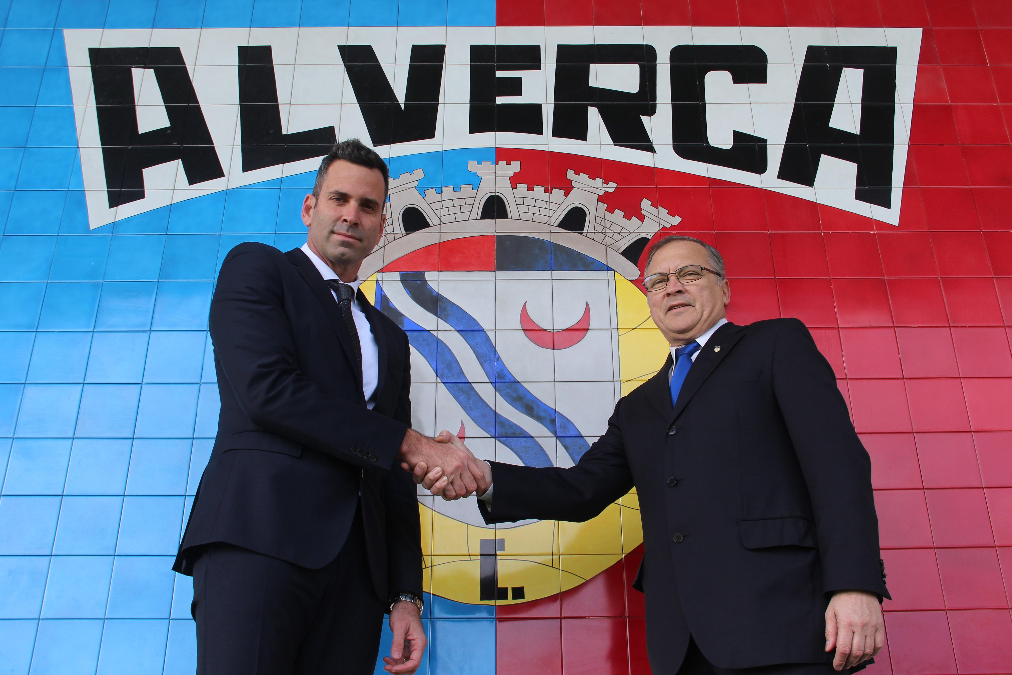 Artur Moraes será vice-presidente na administração do Alverca
