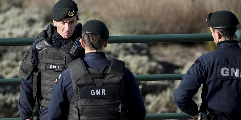 GNR deteve 353 pessoas e apreendeu várias armas de fogo na última semana