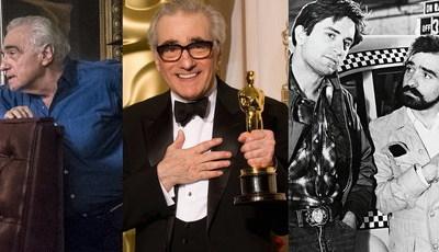 Uma vida atrás das câmaras: as grandes fotos de Scorsese na rodagem dos seus filmes