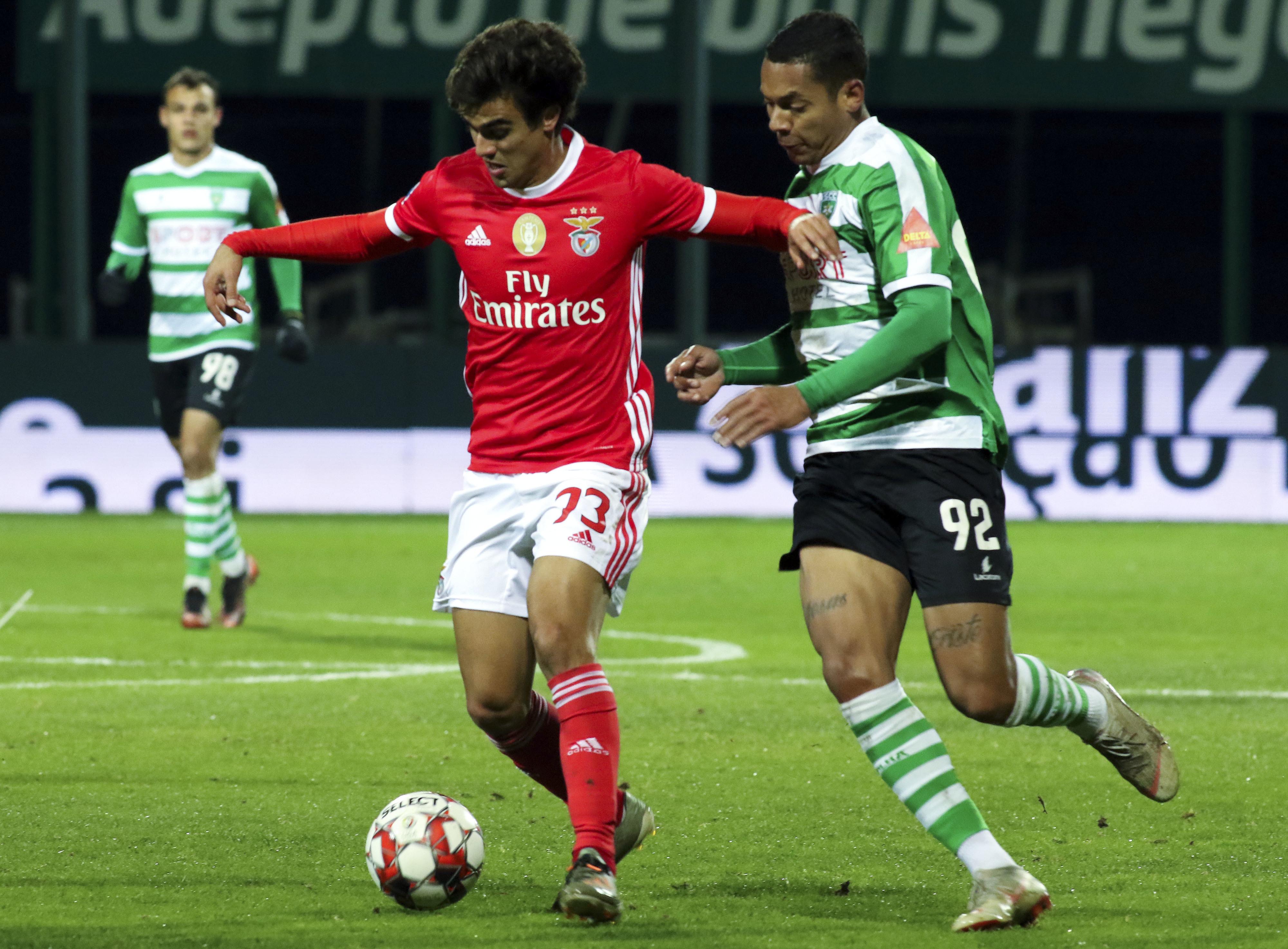 Sp. Covilhã 1-1 Benfica: Contas voltam a complicar-se, agora na Taça da Liga