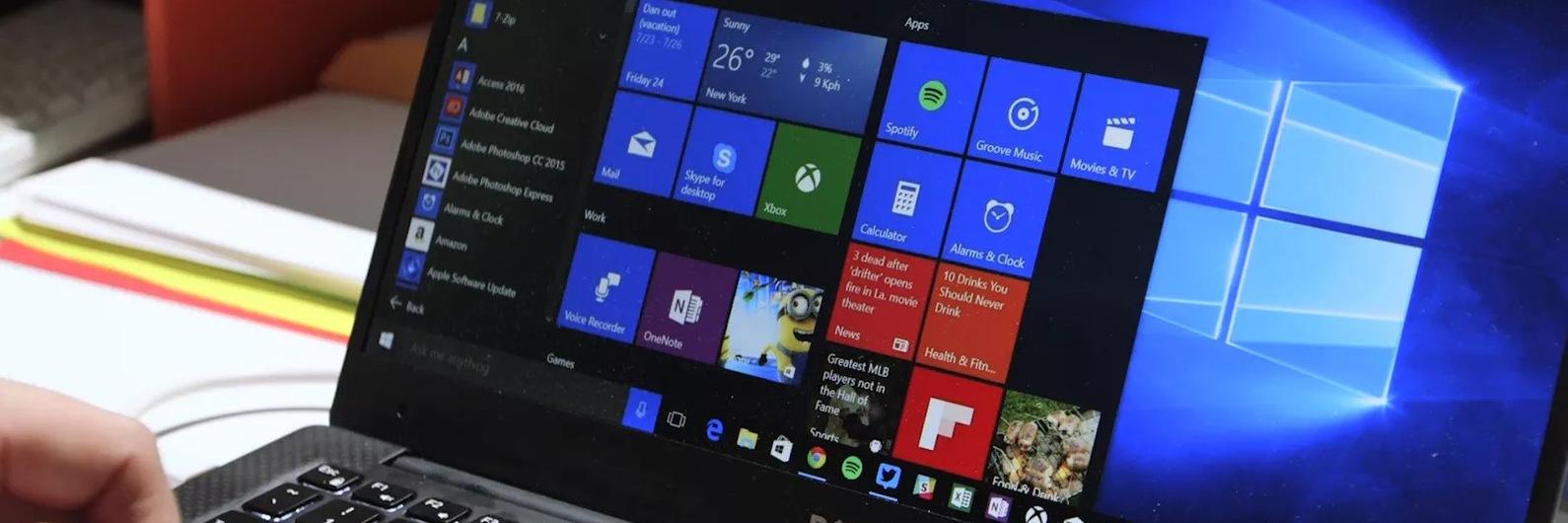 Não deixe que o Windows 10 escolha que drivers instalar