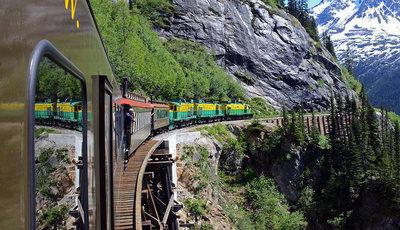 As viagens de comboio mais perigosas do mundo