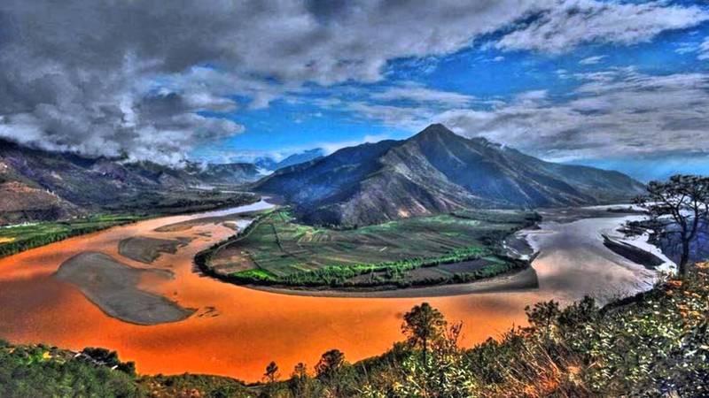 Fique a conhecer os rios mais belos do mundo