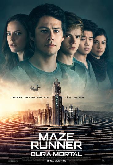 """Maze Runner - A Cura Mortal"": Ganhe convites para as antestreias"
