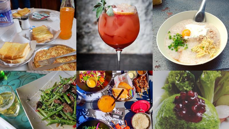Viagens de Instagram. Uma volta ao mundo dos sabores para abrir o apetite