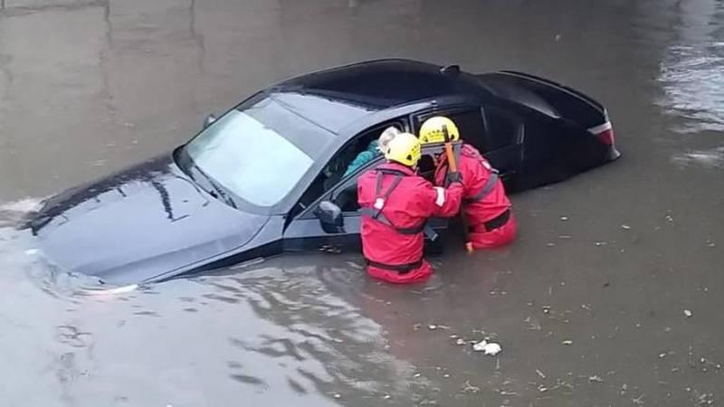 Reino Unido: Inundações obrigam a «evacuação imediata» de zonas ribeirinhas