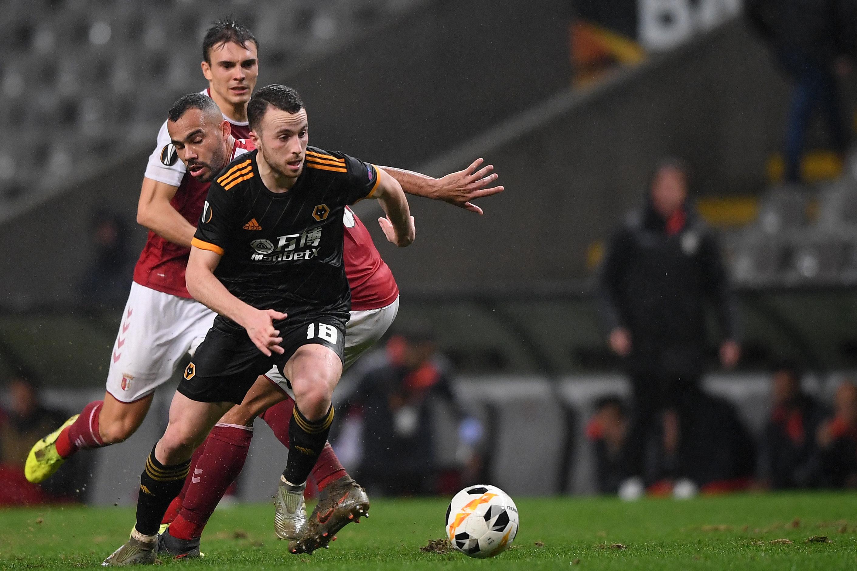 Sporting de Braga demarca-se de falhas de segurança no jogo com Wolverhampton