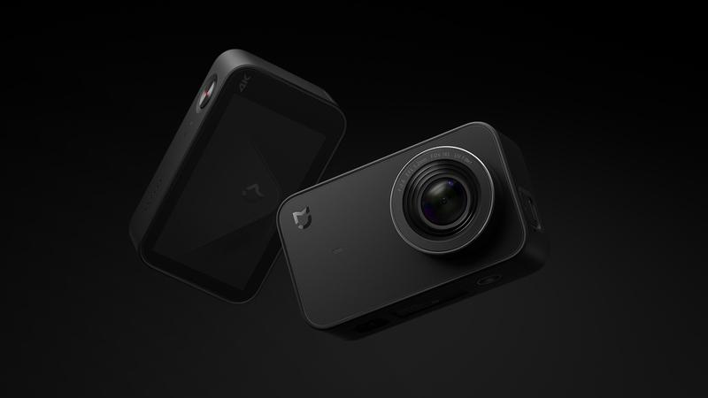 Xiaomi Mijia Mini 4K, uma câmara de ação económica com EIS