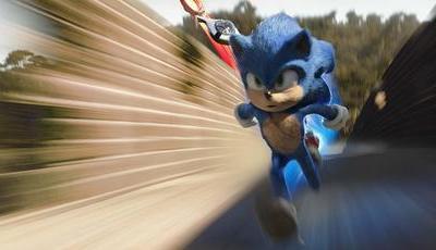 """""""Sonic"""" bate recorde nas adaptações ao cinema de videojogos"""