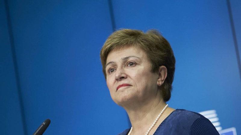 """""""É completamente possível"""" Bulgária aderir ao euro em 2023, diz diretora-geral do FMI"""
