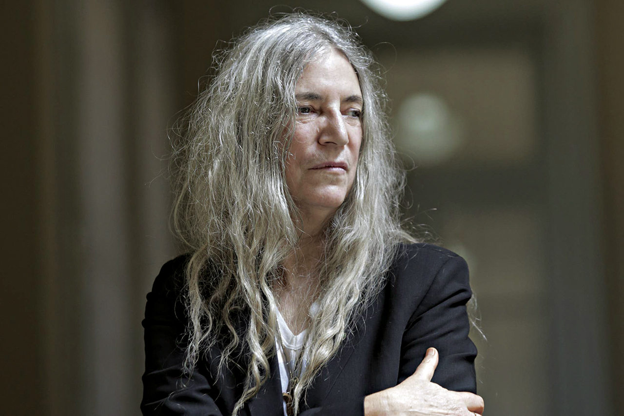 Patti Smith. De deusa do rock a musa da moda